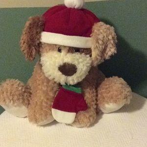 Home decor pier one Christmas dog